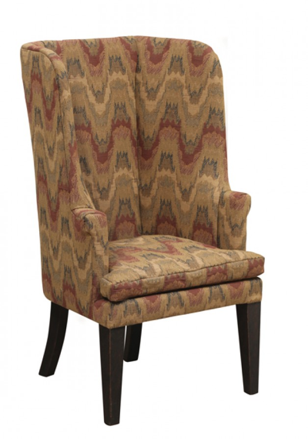 ... / Products / Furniture / Town and Country Upholstered / Barrel Chair