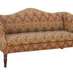 Coventry Camelback Sofa_Standard Turned Legs