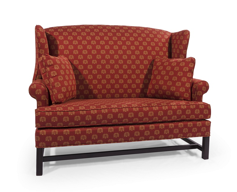 Index as well West Chester High Back Chair And Chair And 12 likewise Stock Photos Cartoon Upholstered Couch Orange Sofa Settee Happy Smile Vector Illustration Isolated White Image39082393 moreover Millie Modern Futon Sofa Bed W Chrome Legs besides Settees And Dining Tables. on upholstered dining settee