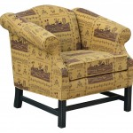 Country Chippendale Chair