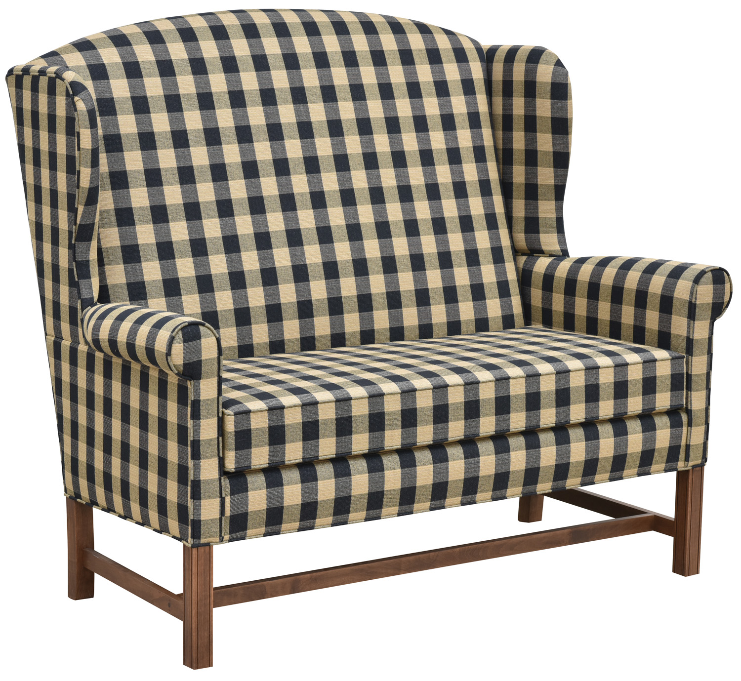 Laurel Ridge Wing Chair Colonial Housecolonial House