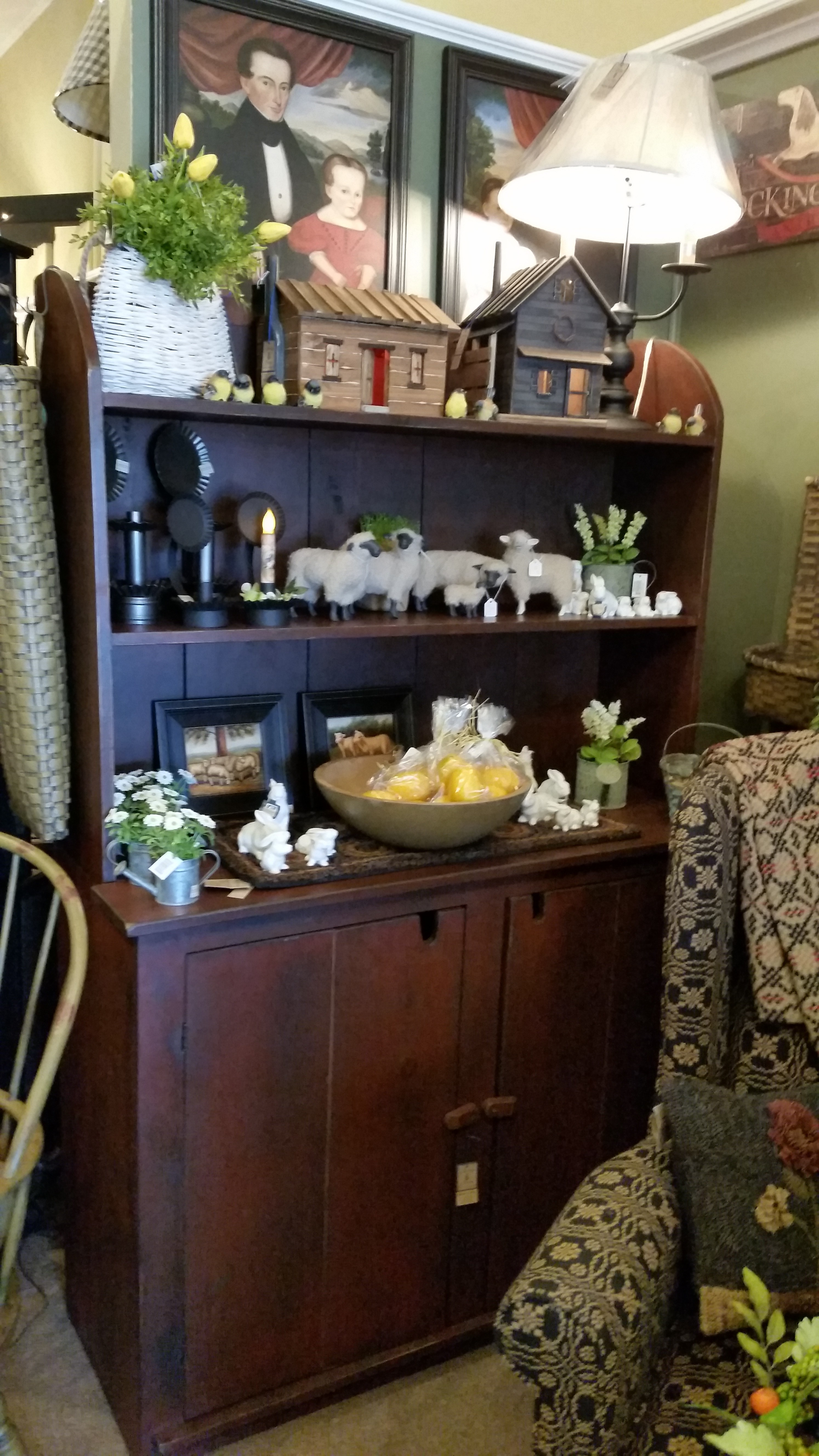 Wholesale early american home decor