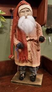 Arnett Santa with Bells