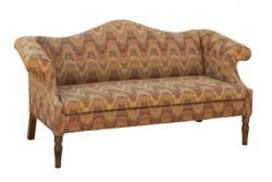 Coventry Camelback Sofa_Standard Turned Legs
