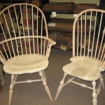 Unfinfished Windsor Chairs