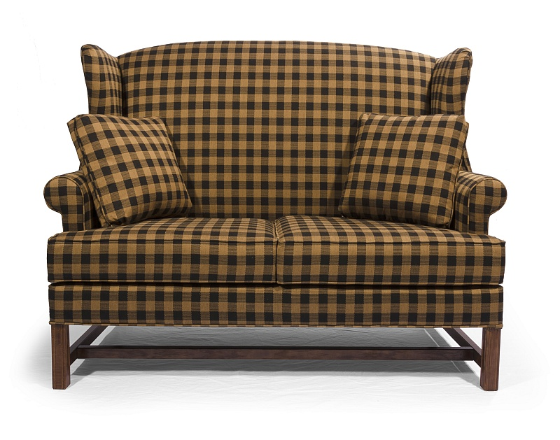 West Chester Settee with two cushions