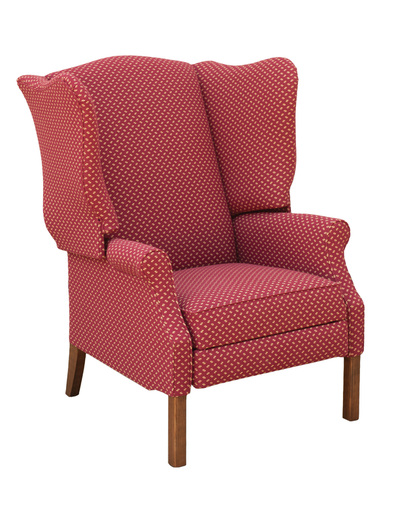 Recliner red