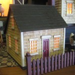 Yellow Saltbox