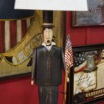 Uncle Sam Lamp