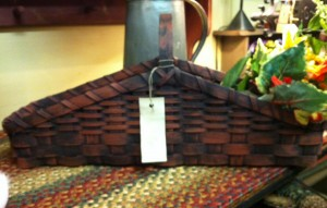 Hearth Basket