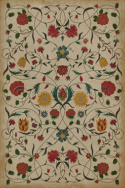 Williamsburg Floral Abigail