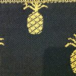 Pineapple Ecru Navy