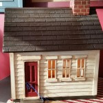 White Quilt House