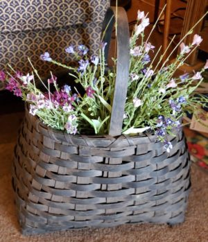 Handled Basket