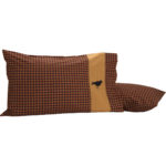Heritage Farms Crow Standard Pillow Case Set of 2 21x30