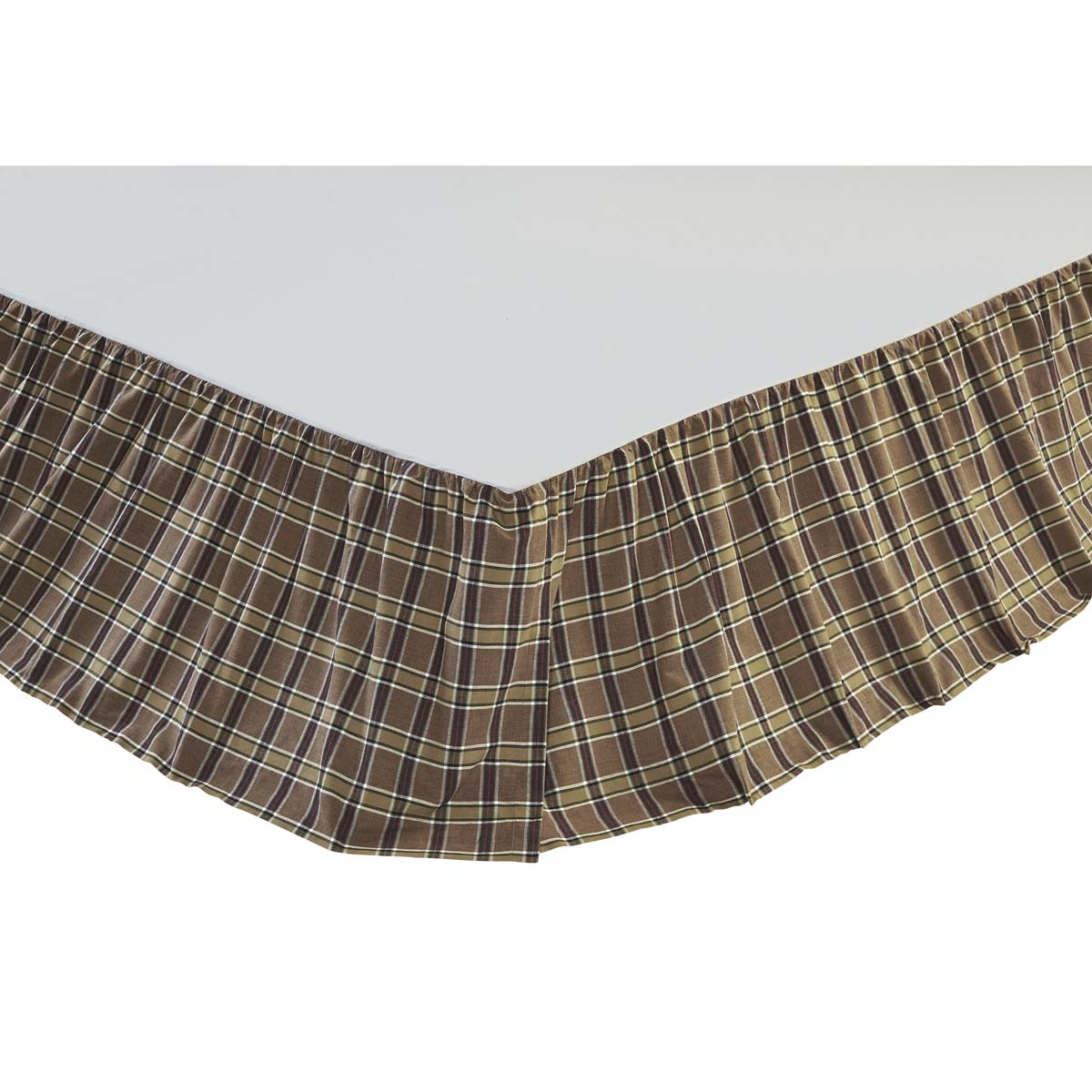 Wyatt King Bed Skirt 78x80x16