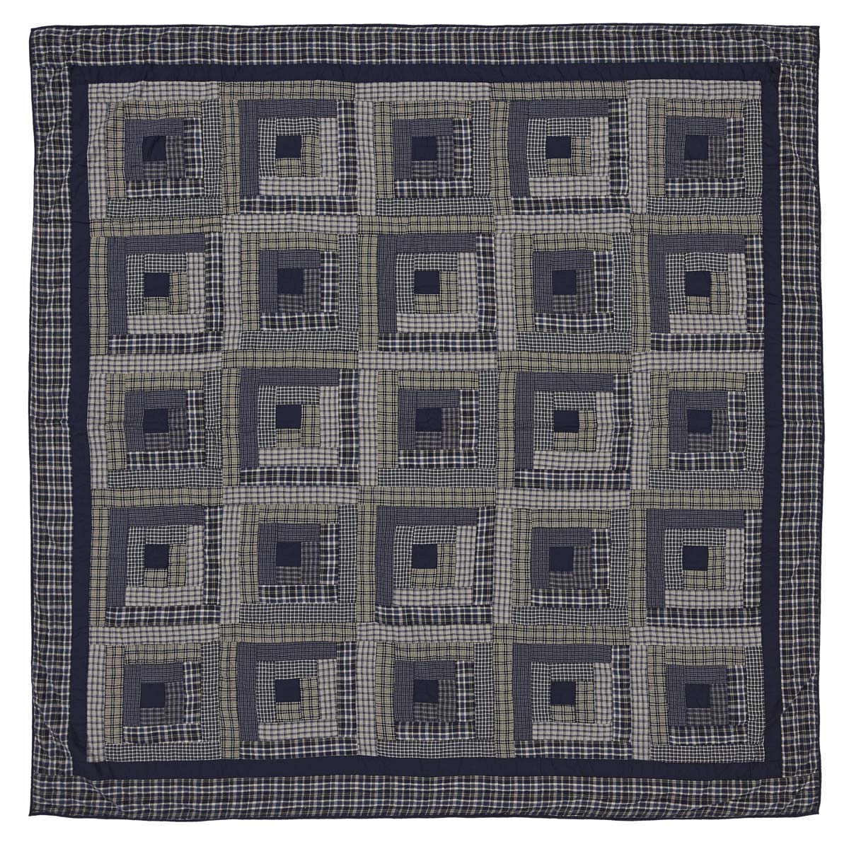 Columbus Queen Quilt 90Wx90L