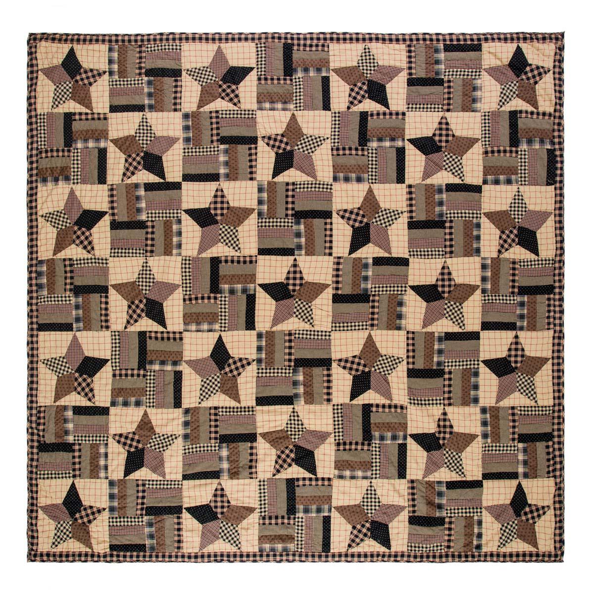 Bingham Star Queen Quilt 94Wx94L