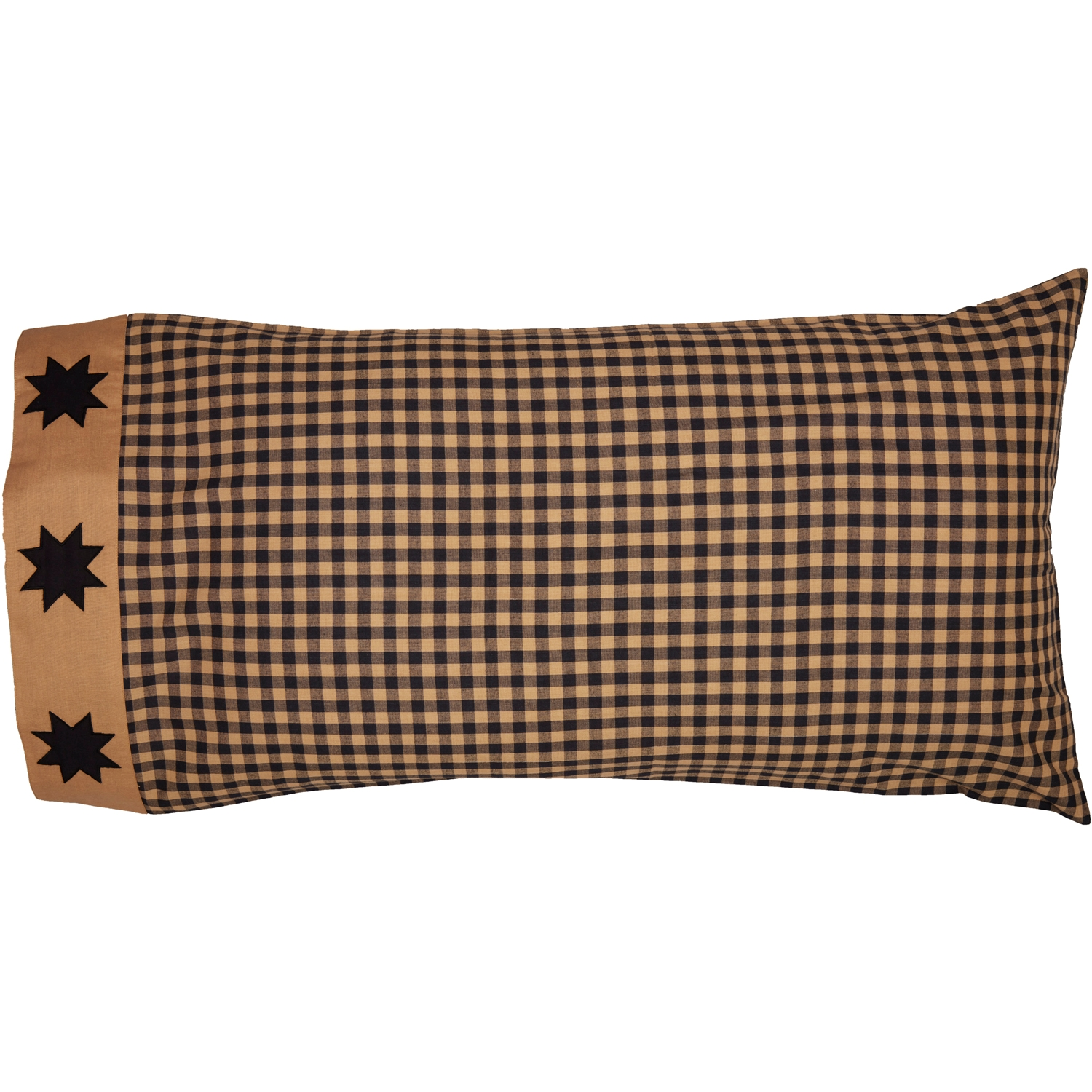 Dakota Star King Pillow Case Set of 2 21x40