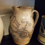 Salt Glazed pitcher