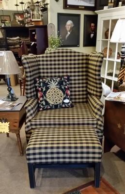North Hampton Chair 1/4