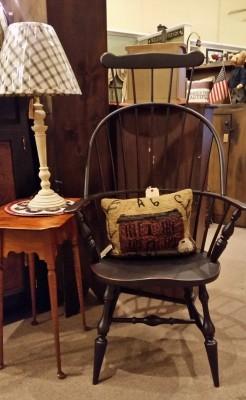 Combback chair