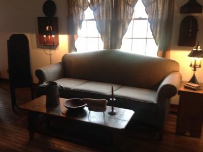 Mt Vernon Series Sofa in Concord